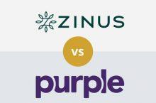 Zinus vs Purple: In-Depth Mattress Comparison