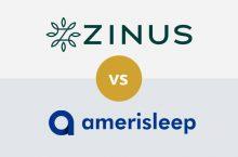 Zinus vs Amerisleep: Comparison